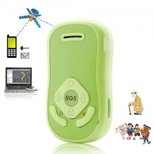 GSM Triband Kids GPS Track Devices with Movement Alert and Phone Call